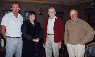 Michael Turner, Susan Jackson, Raymond Aker, John Thrower